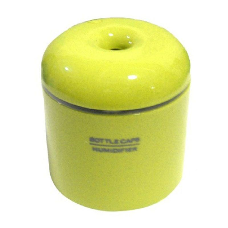 TOKUNIKU USB Bottle Caps Kuning Humidifier