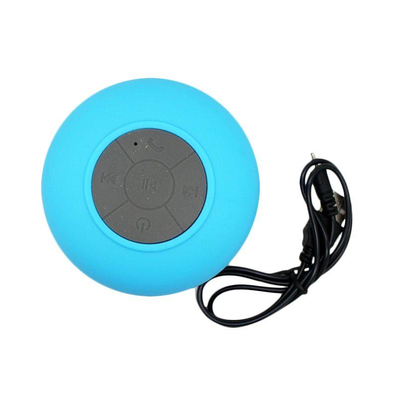 Tokuniku Waterproof S06 Biru Wireless Speaker