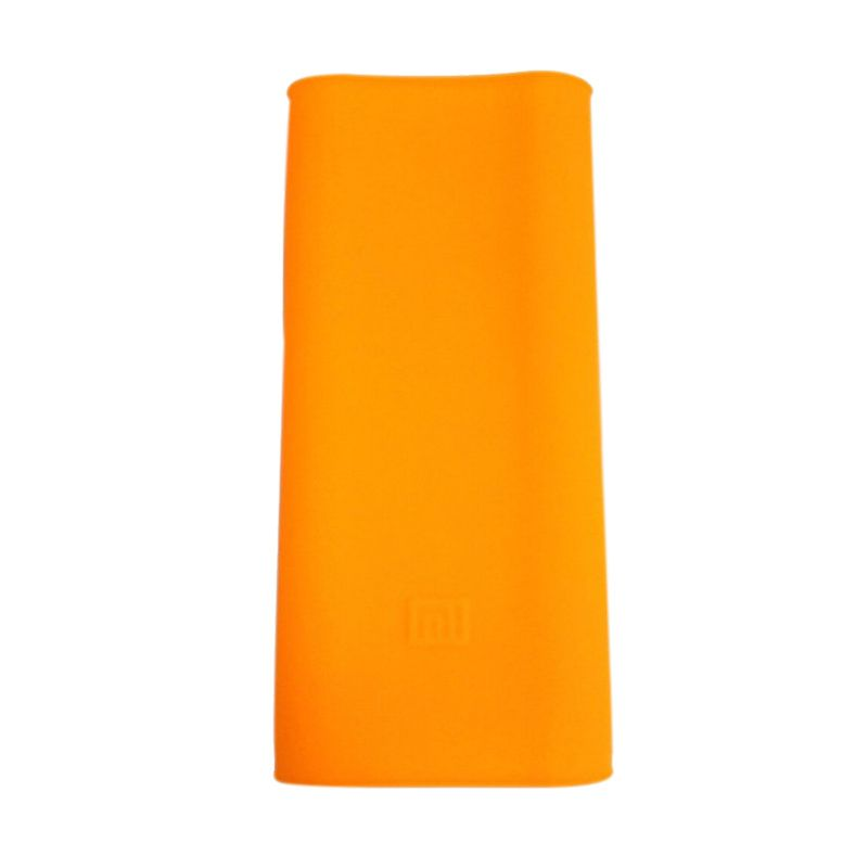 Xiaomi Orange Silicon Casing for Xiaomi Powerbank 16000 mAh