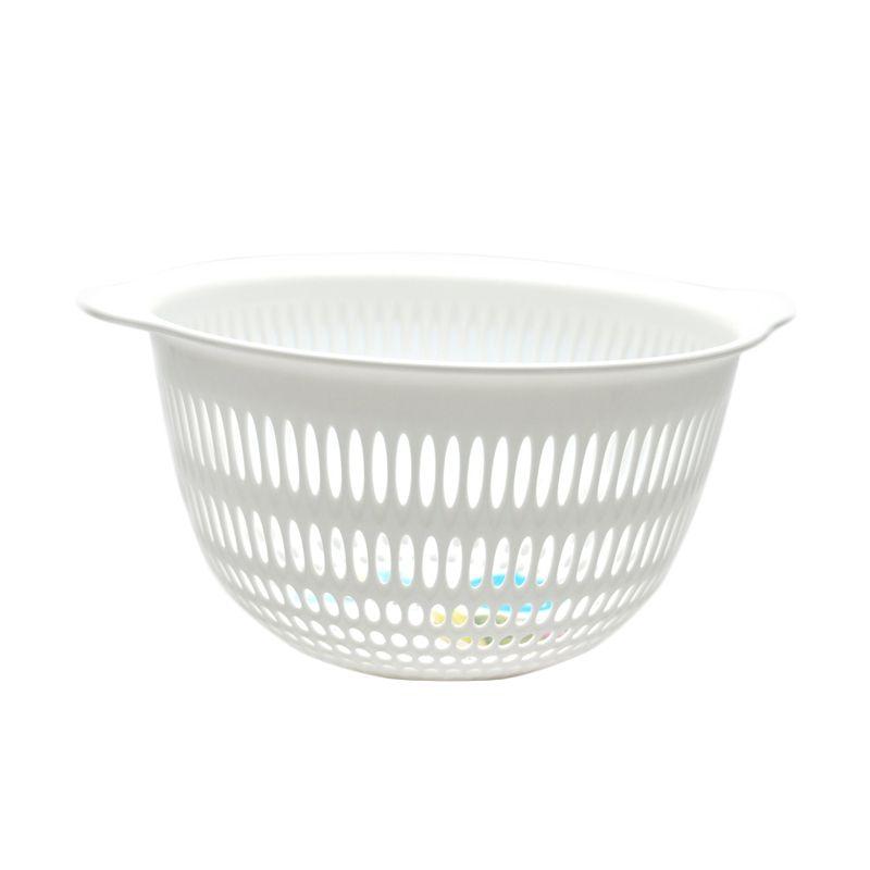 Tokyo1 Bowl Strainer White Keranjang