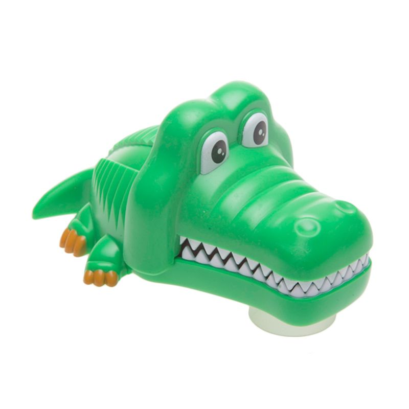 Tokyo1 Crocodile Green Toothbrush Holder