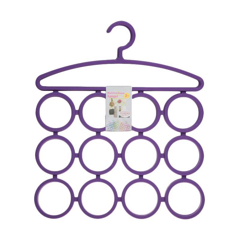 Tokyo1 Dotdot 2P Purple Hanger