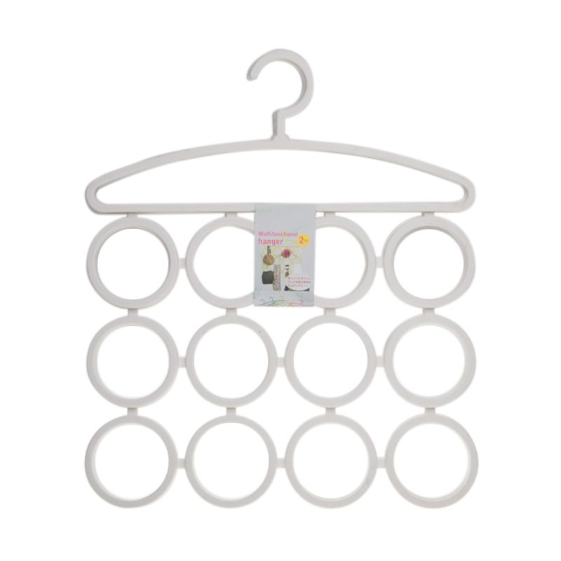 Tokyo1 Dotdot 2P White Hanger