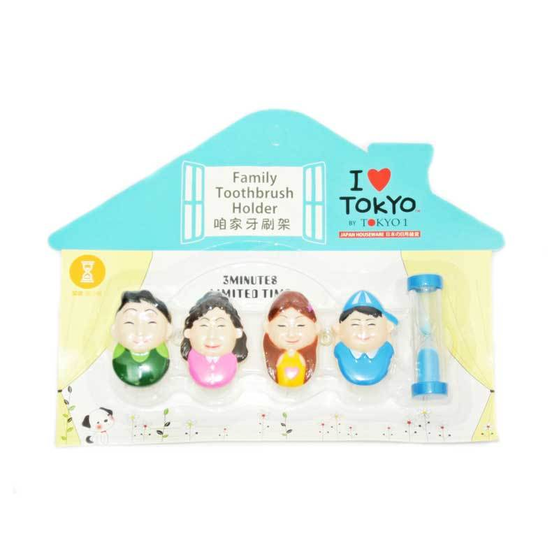 Tokyo1 Family Brush Holder