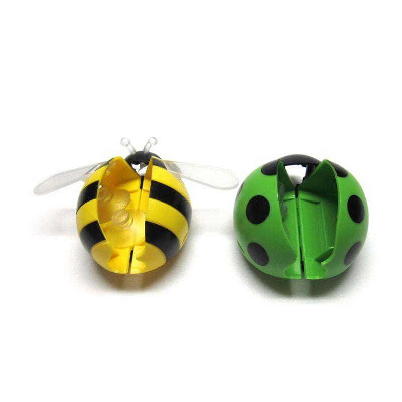 Tokyo1 Lebah dan Kumbang Set Tempat Sikat Gigi