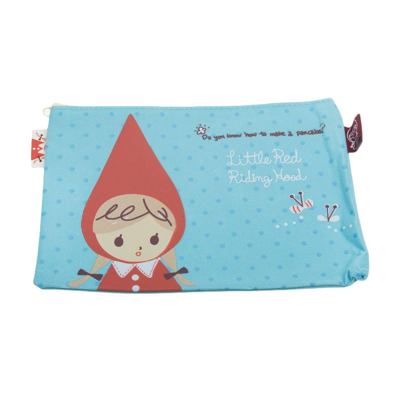 Tokyo1 Little Red Bee A5 Pouch