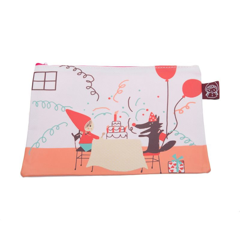 Tokyo1 Little Red Cake A5 Pouch