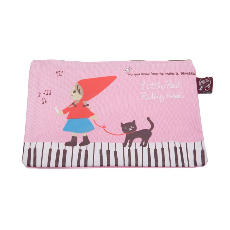 Tokyo1 Little Red Music A5 Pouch