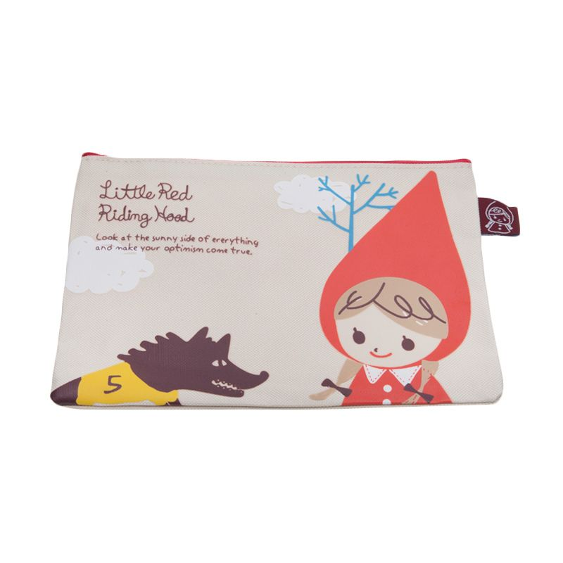 Tokyo1 Little Red Tree A5 Pouch