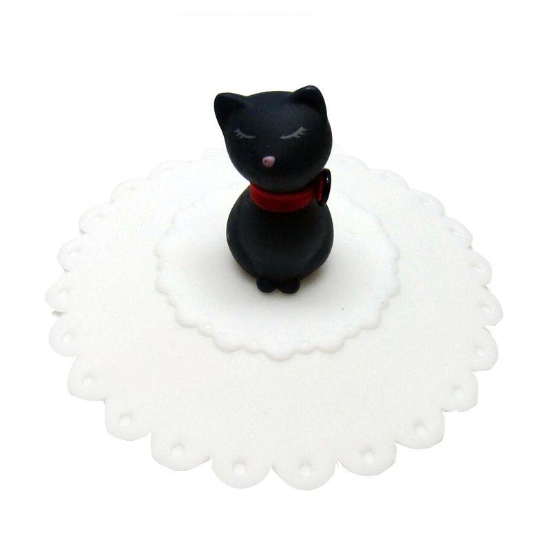 Tokyo1 Model Kucing Putih Tutup Gelas