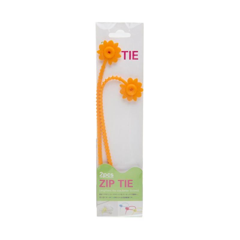 Tokyo1 Sunflower Yellow Zip Tie