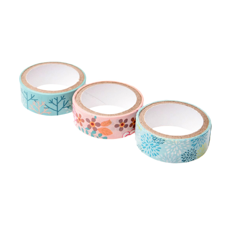 Tokyo1 Tape Green Floral