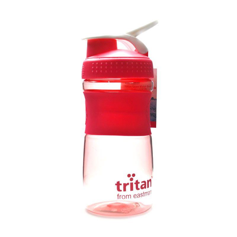 Tritan Botol Minum Click 600 ml Pink