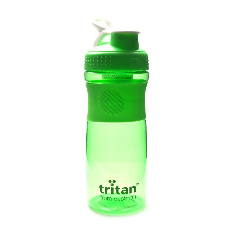 Tritan Botol Minum Click 800 mL Hijau