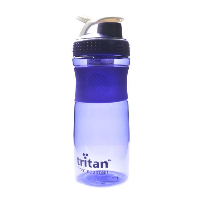 Tritan Botol Minum Click 800 mL Ungu