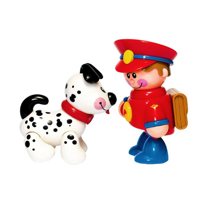 Tolo First Friends Postman & Puppy
