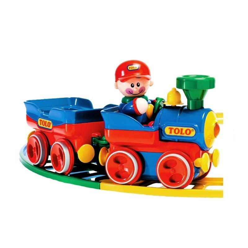 Tolo First Friends Trains Set