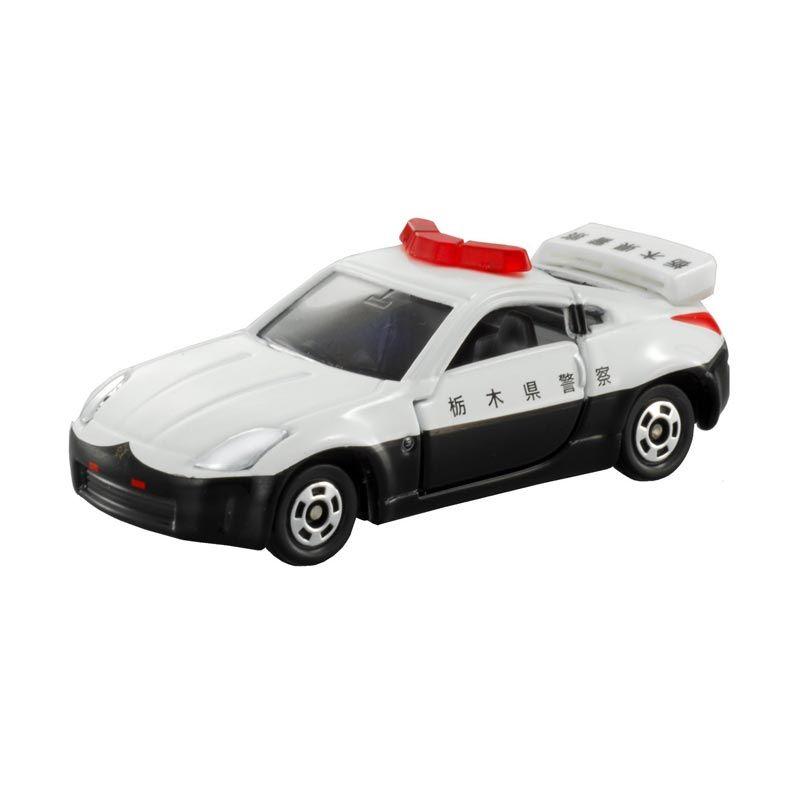 Tomica 106 Nissan Fairlady Z Patrol Car