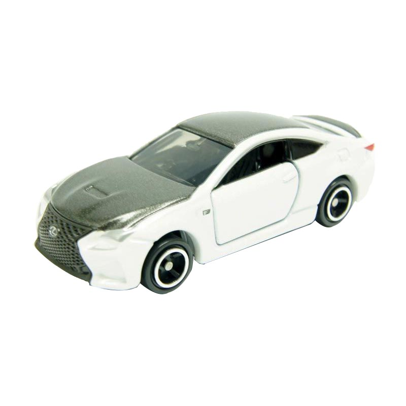 lexus rc f black. tomica 13 lexus rc f black white diecast rc