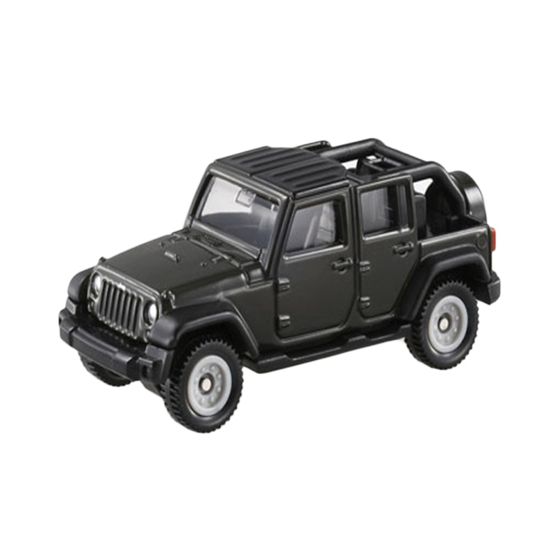 Green Jeep Wrangler >> Tomica 80 Jeep Wrangler Diecast Forrest Green 1 64