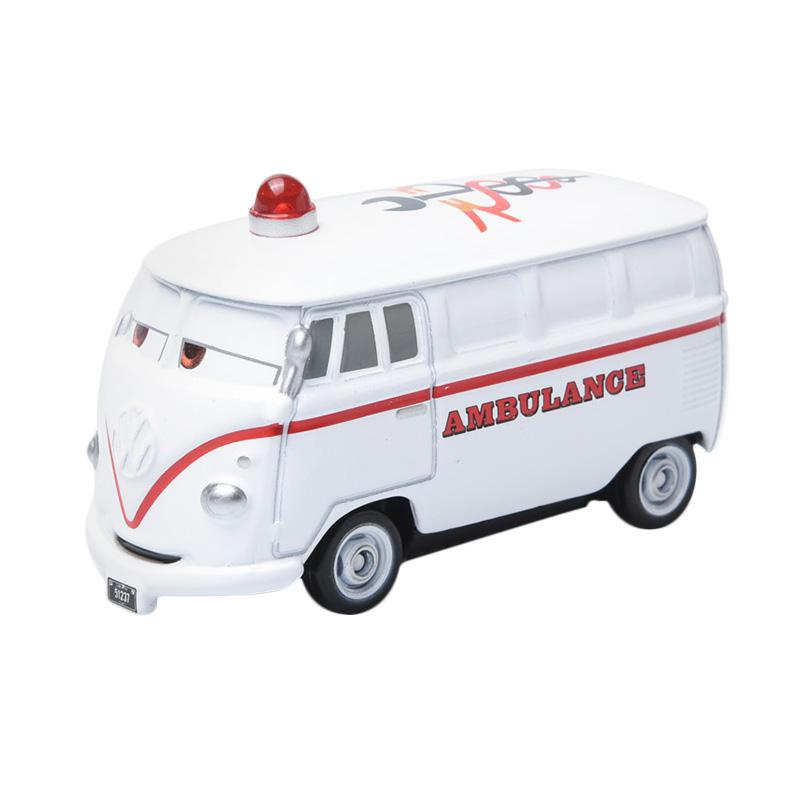 harga Tomica Disney Cars Rescue Go! Go! Fillmore Diecast Mainan Anak Blibli.com