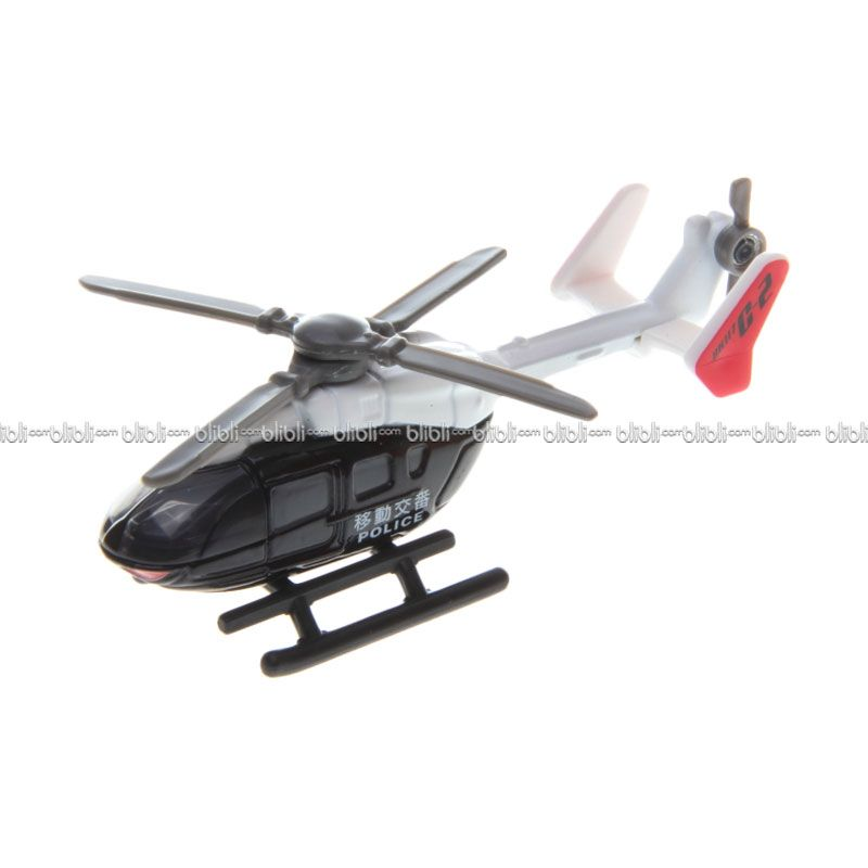 Tomica Kuji XVIII Police Series - Helicopter
