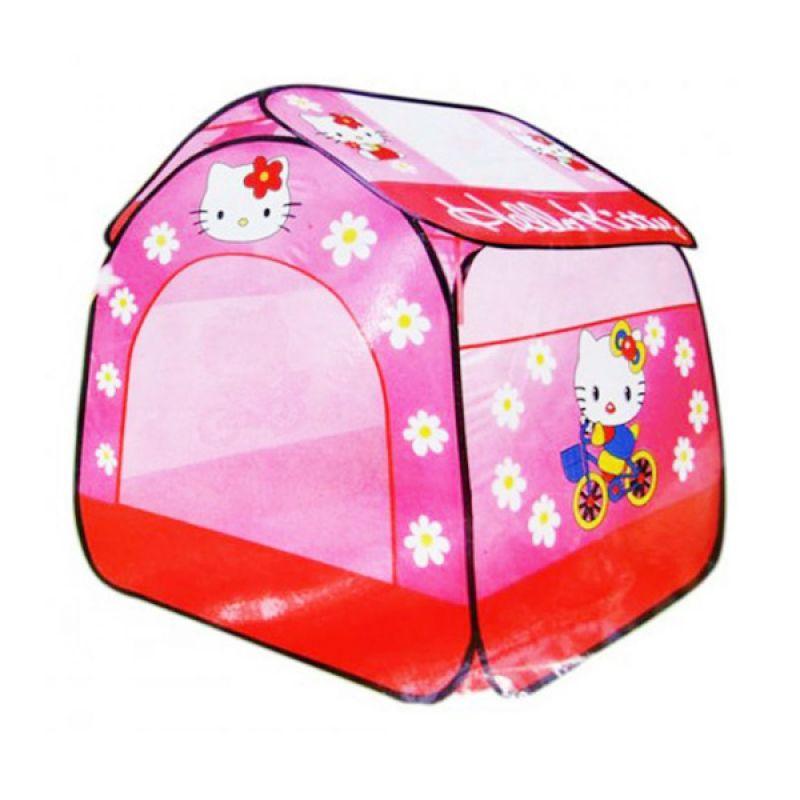harga Tomindo Hello Kitty A999-105 Pink Tenda Anak Blibli.com