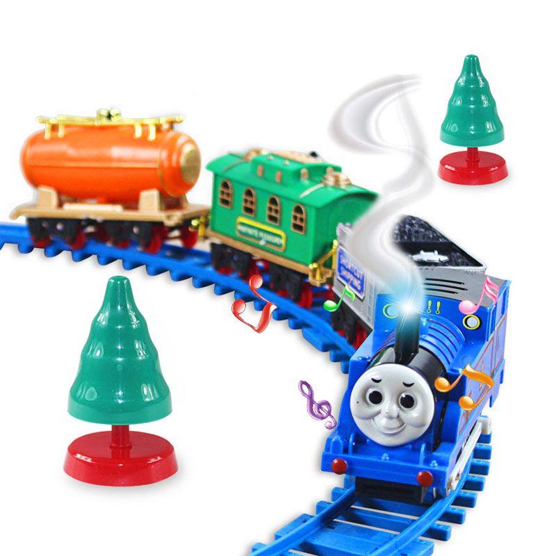 Tomindo Thomas Friends Kereta Biru Mainan Anak