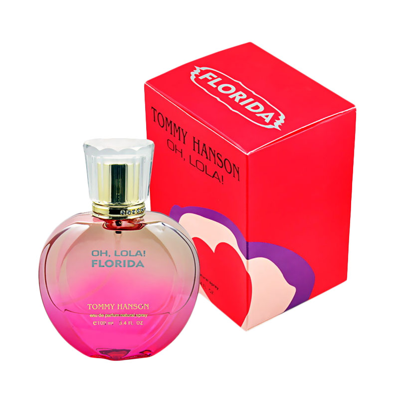 Tommy Hanson Oh Lola Red Florida Parfum EDP [100 ML]