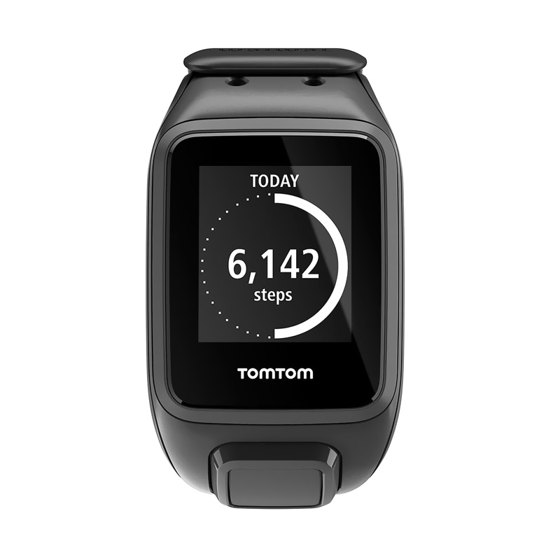 TomTom Spark Cardio Music GPS Fitness Watch