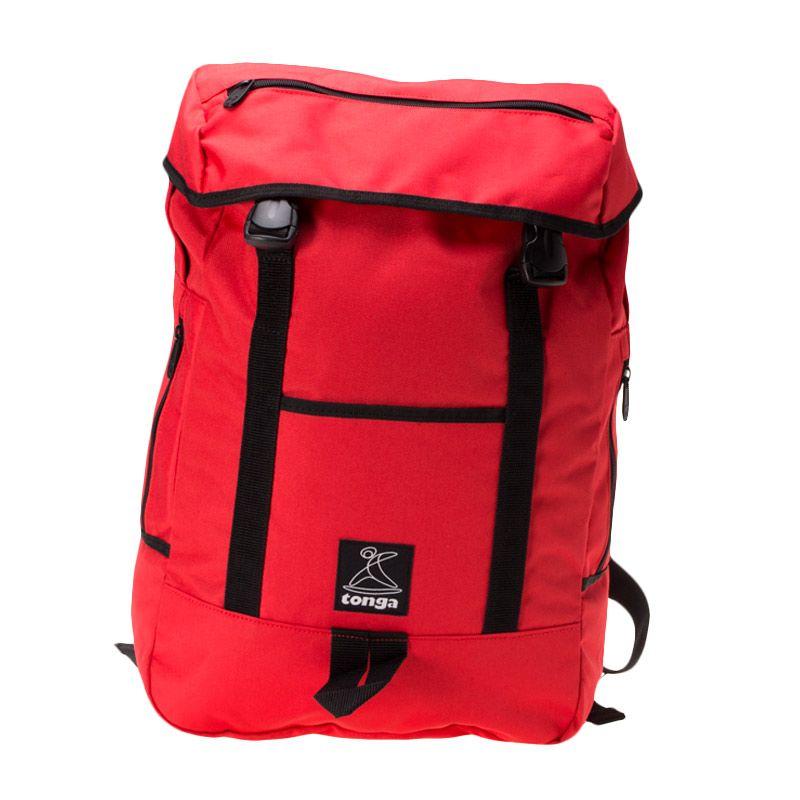 Tonga 31mr001504 Merah Tas Ransel