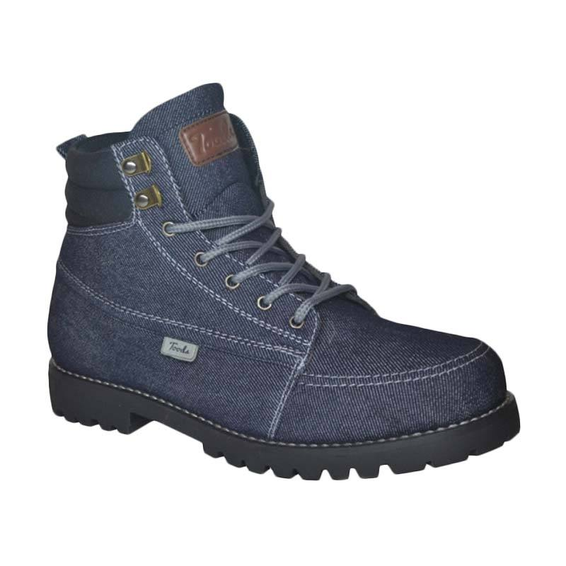 Toods Subzero1 Blue Denim
