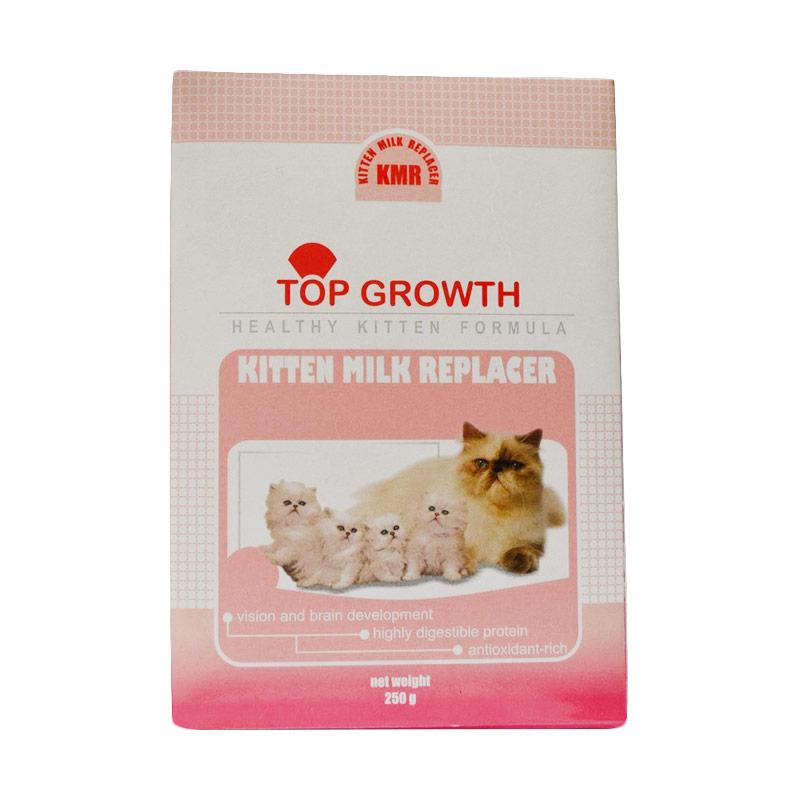 Top Growth Kitten Milk Replacer Susu Kucing 250 g