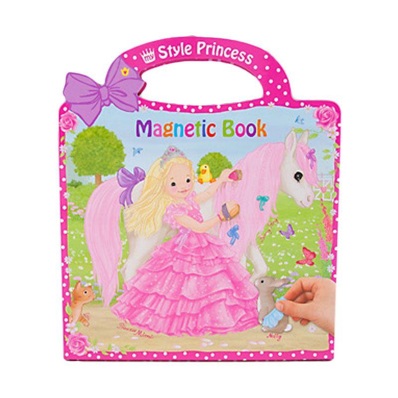 My Style Princess TM 6534 Magnetic Book Mainan Anak
