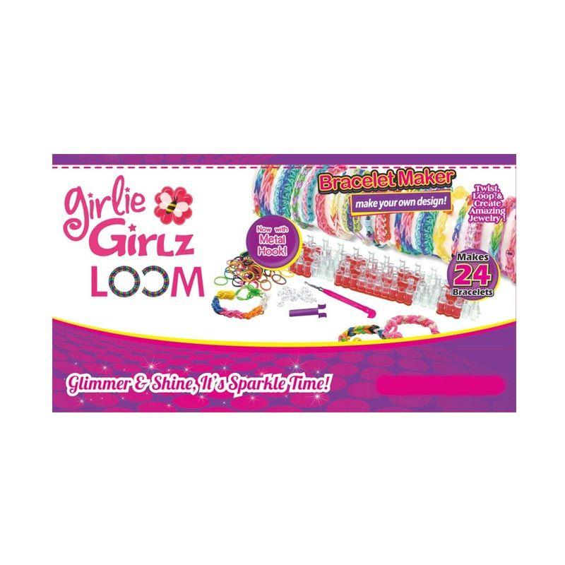 TOPModel Girlie Girlz TM3211 Loom Bands Starter Pack