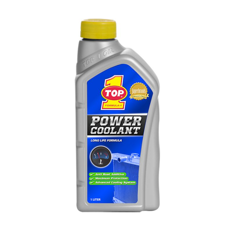 TOP1 Power Coolant with EG 20% Air Radiator [1 L]