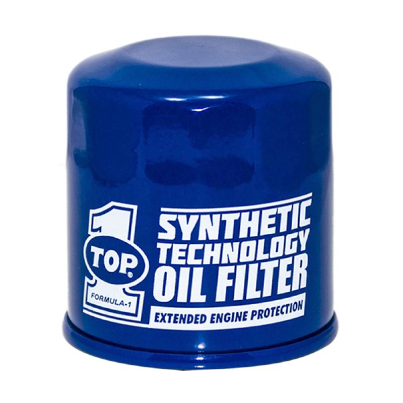 TOP1 Synthetic Technology Oil Filter for Mobil Toyota/Daihatsu [15601-BZ010]