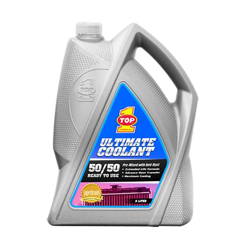 TOP1 Ultimate Coolant with EG 50% Cairan Pendingin Radiator [5 Liter]