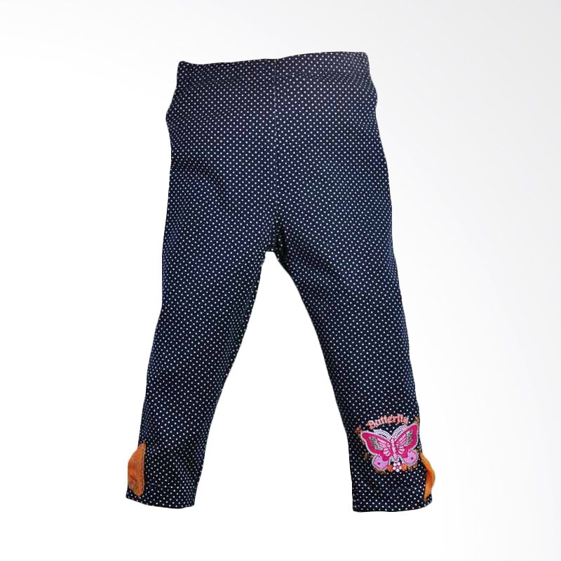 Torio Butterfly 7/8 Spandex Legging Anak