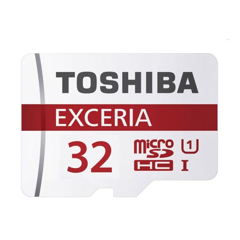 Toshiba Exceria 32GB MicroSDHC U3 Class10 UHS-I