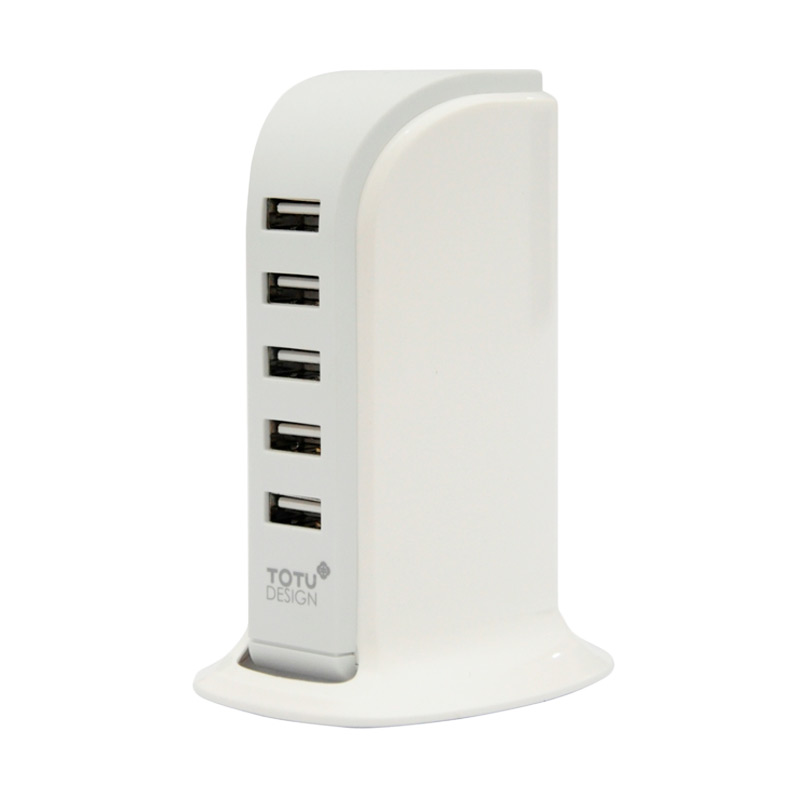 Totu Design 30W Five Port USB Charger