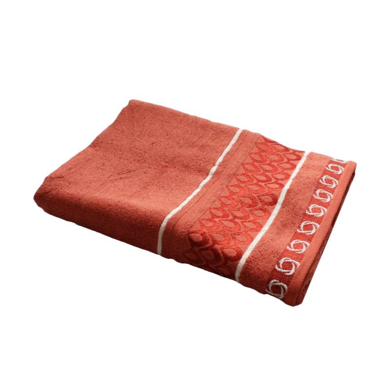 Towel One Handuk Mandi - Coklat Bata [70 x 135 cm]