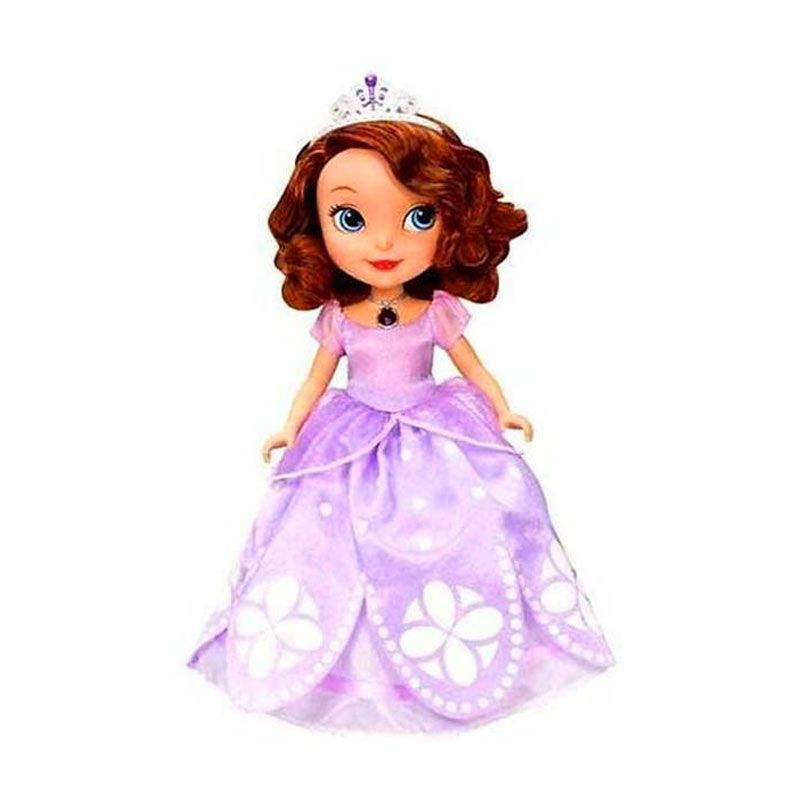 Disney Sofia The First Large Doll Blue Dress (25cm) Original Item