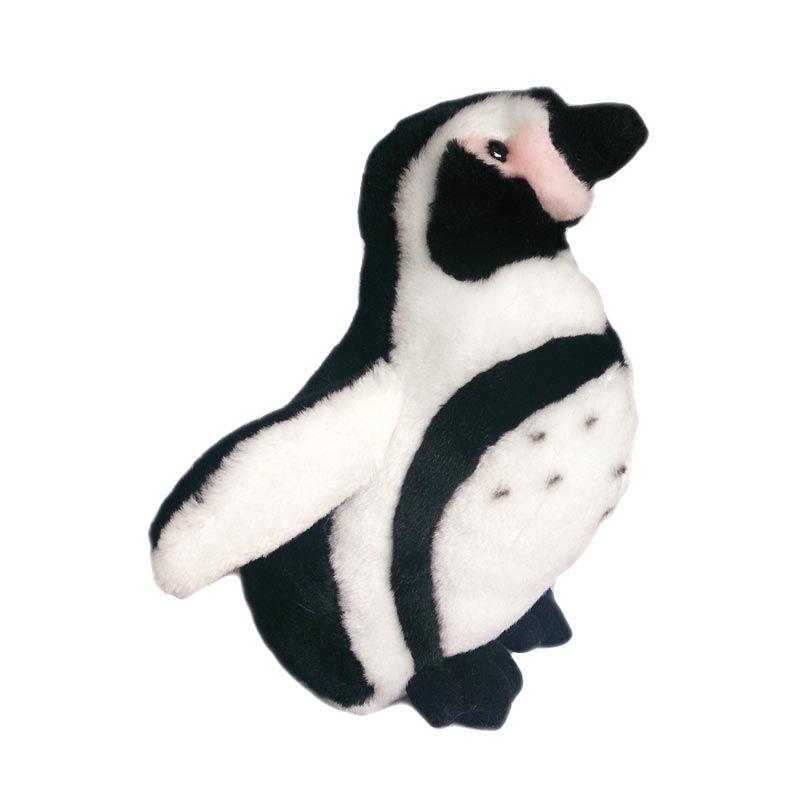 Toylogy Pinguin Afrika Putih Boneka Mainan Anak [12 Inch]