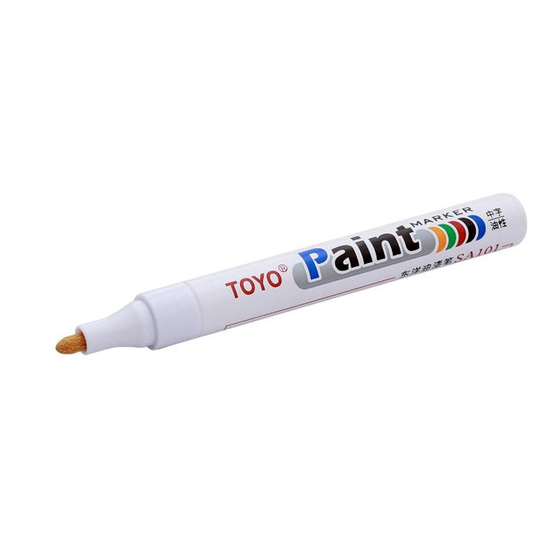 Toyo Spidol Ban / Paint Tire Marker - Merah