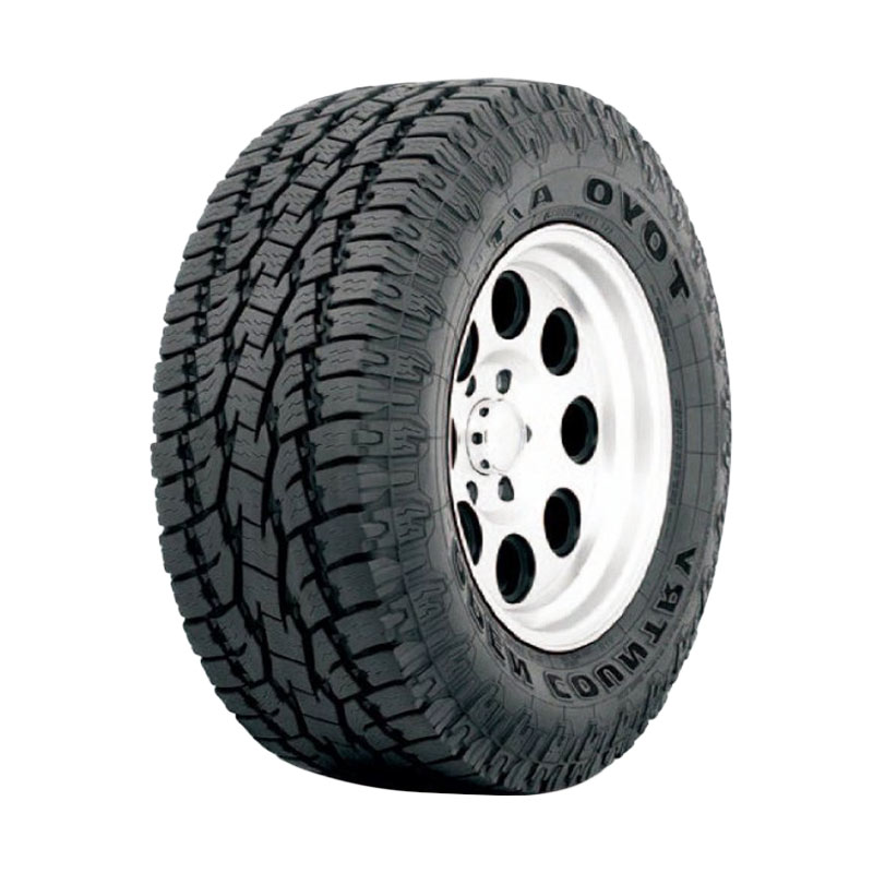 Toyo Tires Open Country A/T 2 215/70 R16 Ban Mobil - Black