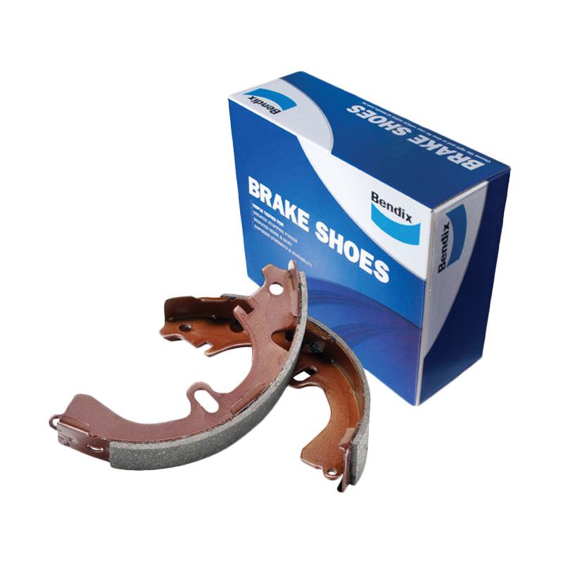 Bendix DS5008 Rear Brake Pad for Fortuner 04-15