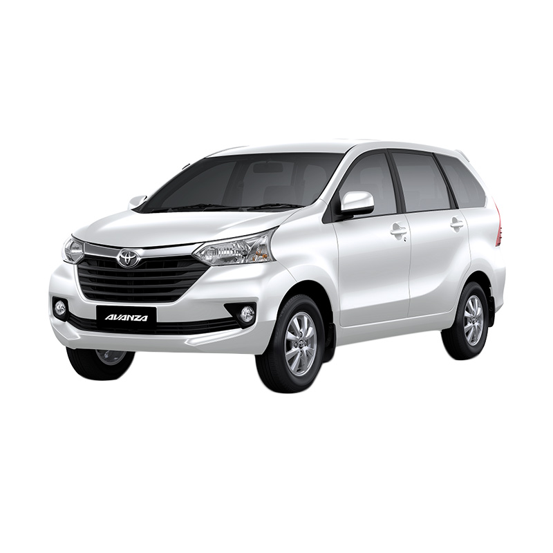Toyota Grand New Avanza 1.3 E M/T Mobil - White