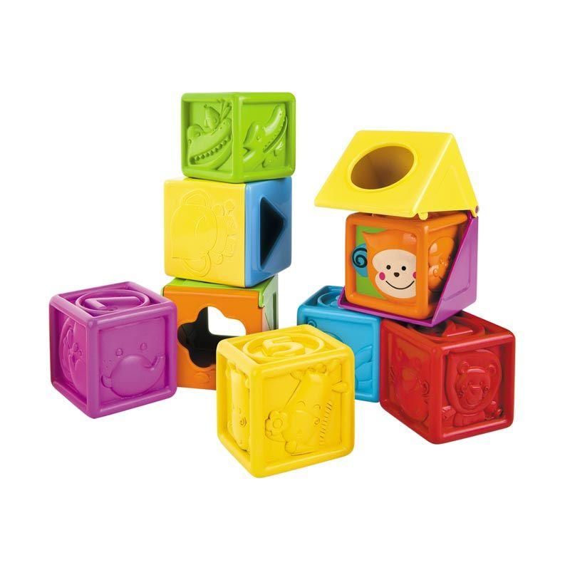 BKids - Soft Peek-A-Boo Block 003659