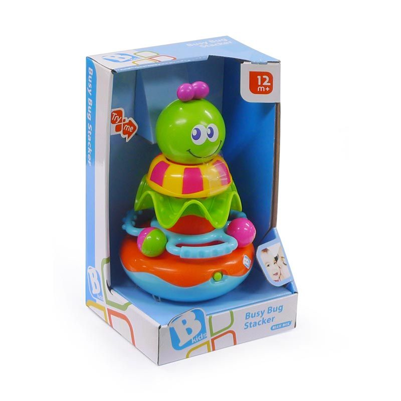 BKids - Stacker Busy Bug 000725